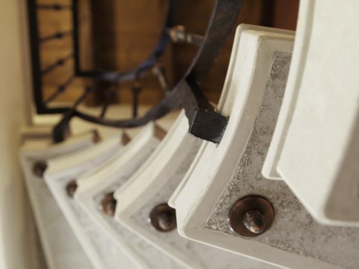 Scale prefabbricate a modica ragusa sicilia - Scale elicoidali in cemento armato ...